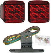 LED STOP TURN AND TAIL LIGHTS
