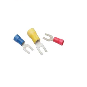 Fork & Flanged Terminals (Nylon, PVC)