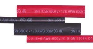 FLEXIBLE ADHESIVE LINED HEAT SHRINK TUBING